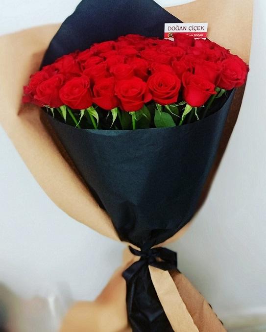 Söz Çiçeği - İsteme Çiçeği 51 Gül - Esenyurt Çiçek siparişi